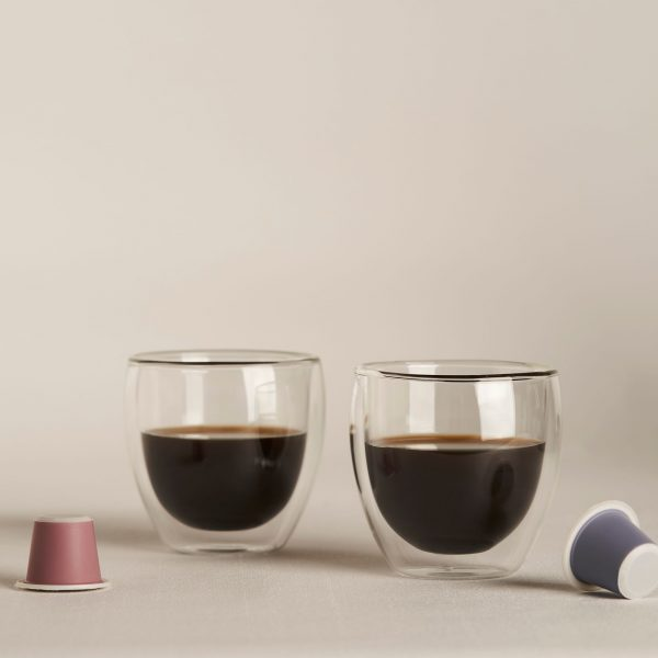 Double Walled Glassware