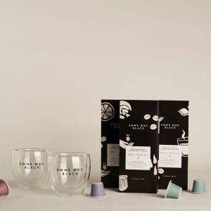 Quick Pack - Coffee + Glassware